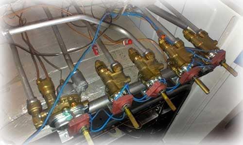 Автоподжиг газовой плиты своими руками фото 45