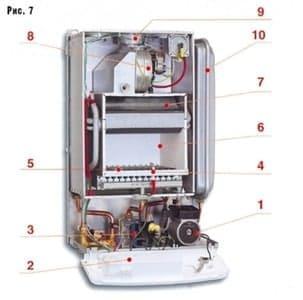 газовая колонка ладогаз инструкция по эксплуатации